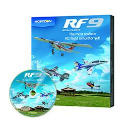 Click here to learn more about the RealFlight RealFlight 9 Flight Simulator Software Only.