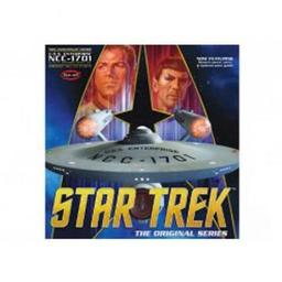 Click here to learn more about the Polar Lights 1/350 Star Trek TOS Enterprise, 50th Anniversary.