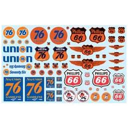Click here to learn more about the Polar Lights 1/25 Phillips 66 & Union 76 Trucking Decal Pack.