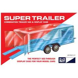 Click here to learn more about the MPC 1/25 Super Display Case Trailer.