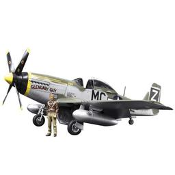 Click here to learn more about the Tamiya America, Inc 60322, 1/32 North American P-51D Mustang.