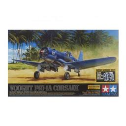 Click here to learn more about the Tamiya America, Inc 60325, 1/32 Vought F4U-1A, Corsair.