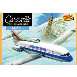 Click here to learn more about the Lindberg 1/96 Caravelle Airliner.