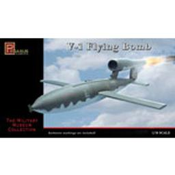 Click here to learn more about the Pegasus Hobby 1/18 German V-1 Flying Bomb.