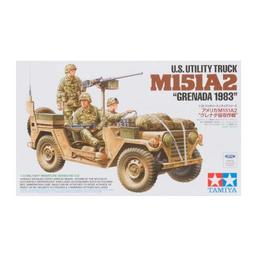 Click here to learn more about the Tamiya America, Inc TAM35332 1/35, US Utility Trk M151A2: Grenada 1983.