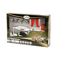 Click here to learn more about the Testor Corp. 1/130 B-17 Silver.