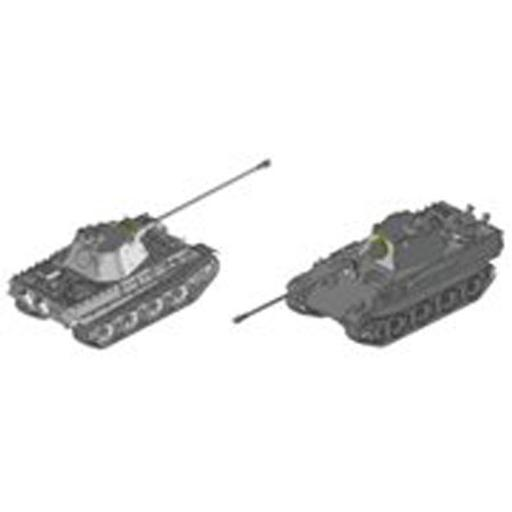 Dragon Models, USA 1/35 Panther Ausf.F w/7.5cm KwK42 L/100