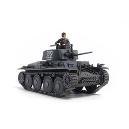 Click here to learn more about the Tamiya America, Inc 32583, 1/48 German Panzer 38 (t) Ausf. E/F.