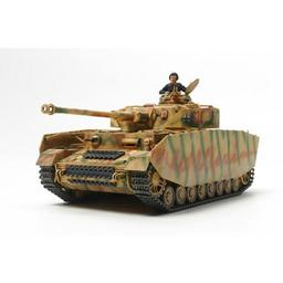 Click here to learn more about the Tamiya America, Inc 32584. 1/48 German Panzer IV Ausf. H.
