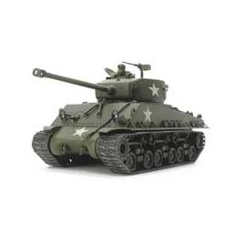 "Click here to learn more about the Tamiya America, Inc 1/48 U.S. Medium Tank M4A3E8 Sherman ""Easy Eight""."