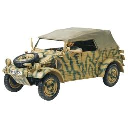 Click here to learn more about the Tamiya America, Inc 1/16 German Kubelwagen Type 82 European Campaign.
