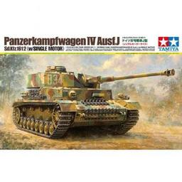 Click here to learn more about the Tamiya America, Inc 1/16 German Tank Panzerkampfwagen IV Ausf.J.