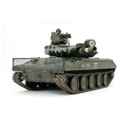Click here to learn more about the Tamiya America, Inc 1/16 US Airborne Tank M5551 Sheridan,Display Model.