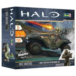 Click here to learn more about the Revell Monogram 1/32 Halo UNSC Warthog.