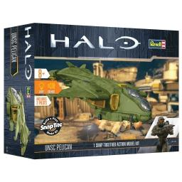 Click here to learn more about the Revell Monogram 1/100 Halo UNSC Pelican.