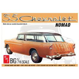 Click here to learn more about the AMT 1/16 1955 Chevy Nomad Wagon.
