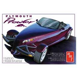 Click here to learn more about the AMT 1/25 1997 Plymouth Prowler, Snap Kit.