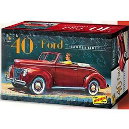 Click here to learn more about the Lindberg 1/32 1940 Ford Convertible.