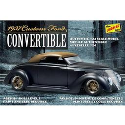 Click here to learn more about the Lindberg 1/24 1937 Ford Custom Convertible.