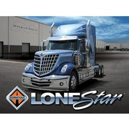 Click here to learn more about the Moebius Models 2010 International Lonestar.