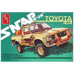 Click here to learn more about the AMT 1/25 1980 Toyota Hilux SR5 Pickup 2T, Snap.
