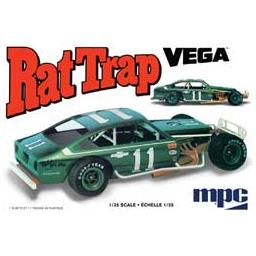 Click here to learn more about the MPC 1/25 Chevy Vega Modified, Rat Trap 2T.