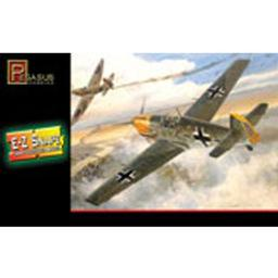 Click here to learn more about the Pegasus Hobby 1/48 Snap, Messersch Bf-109E4.