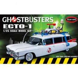 Click here to learn more about the Round 2, LLC. Polar Lights 1/25 Ghostbusters Ecto-1, Snap Kit.