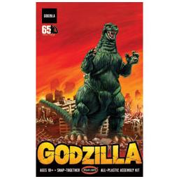Click here to learn more about the Polar Lights 1/250 Godzilla Snap.