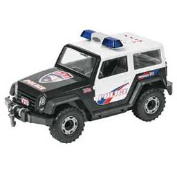 Click here to learn more about the Revell Monogram Police Off Road Vehicle, Junior Kit.