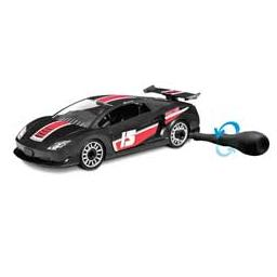 Click here to learn more about the Revell Monogram Race Car Black, Junior Kit.