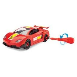 Click here to learn more about the Revell Monogram Race Car Red, Junior Kit.