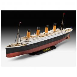Click here to learn more about the Revell Ag (Germany) 1/600 RMS Titanic Easy Click.
