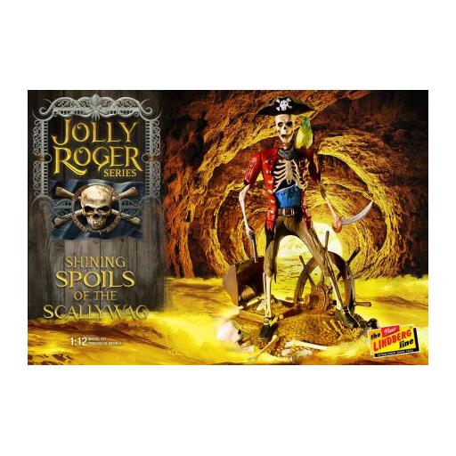 Lindberg 1/12 Jolly Roger Series:Shining Spoil of Scallywag