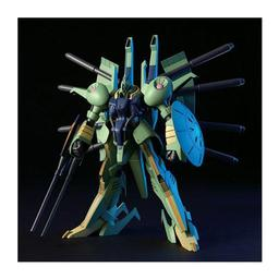 Click here to learn more about the BANDAI #60 Palace Athene Z Gundam HG.