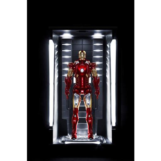 Dragon Models, USA 1/9 Iron Man 3-Hall of Armor Mark VII Vignette