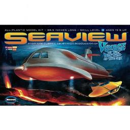 Click here to learn more about the Moebius Models VTTBOTS Seaview Model Kit.