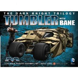 Click here to learn more about the Moebius Models 1/25 Dark Knight Armored Tumbler w/Bane.