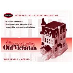 Click here to learn more about the Polar Lights 1/87 Old Victorian.