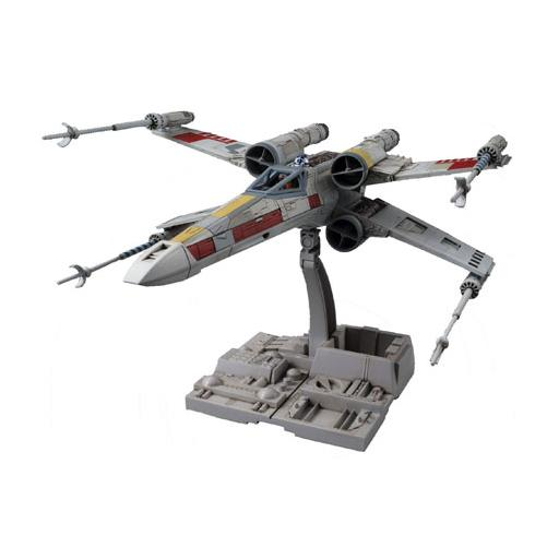 BANDAI 1/72 X-Wing Star Fighter Star Wars