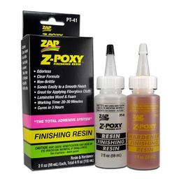 Click here to learn more about the ZAP Glue Zap Finishing Resin, 4oz.