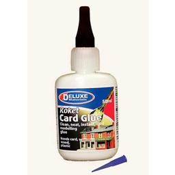 Click here to learn more about the Deluxe Materials Roket Card Glue; Rockets, Railway.