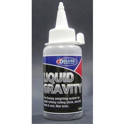 Click here to learn more about the Deluxe Materials Liquid Gravity; Weight System.