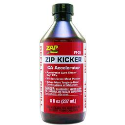 Click here to learn more about the ZAP Glue ZAP Zip Kicker Refill, 8 oz.