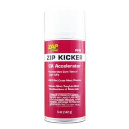 Click here to learn more about the ZAP Glue ZAP Kicker Aerosol, 5 oz.