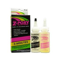 Click here to learn more about the ZAP Glue ZAP 5 Min Z-Poxy, 4 oz.