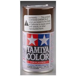 Click here to learn more about the Tamiya America, Inc Spray Lacquer TS-1 Red Brown.