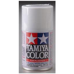 Click here to learn more about the Tamiya America, Inc Spray Lacquer TS-7 Racing White.