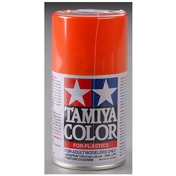 Click here to learn more about the Tamiya America, Inc Spray Lacquer TS-12 Orange.
