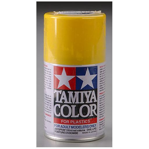 Tamiya America, Inc Spray Lacquer TS-16 Yellow